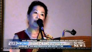 getlinkyoutube.com-Suab Hmong News: Diane Chang Reports on NHGDC's Progress on Protecting Hmong Graves in Thailand
