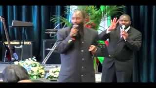 Prophet Dr. David Owuor - The church visited by God's Glory (The Oil and Wine Church)