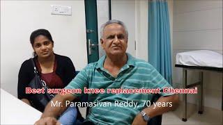 Knee replacement Surgeon, Chennai, India