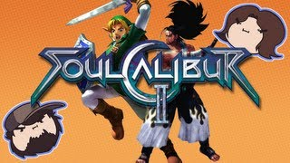 getlinkyoutube.com-SoulCalibur II - Game Grumps VS