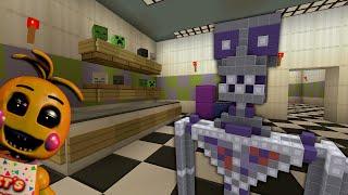 getlinkyoutube.com-Minecraft Xbox - Five Nights At Freddy's 3