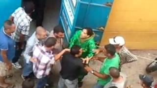 getlinkyoutube.com-Un militar español defiende a una mujer de un marroquí