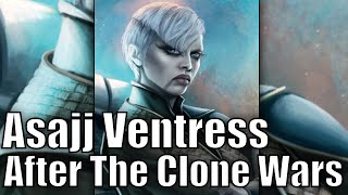 getlinkyoutube.com-What Happened to Asajj Ventress after The Clone Wars?