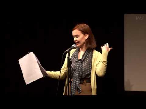 1 - Julia Lemmertz lê o conto