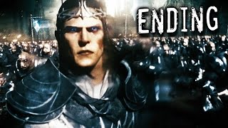 getlinkyoutube.com-Middle Earth Shadow of Mordor ENDING / FINAL BOSS - Walkthrough Gameplay Part 30 (PS4)