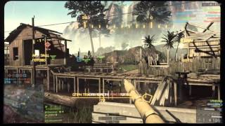 getlinkyoutube.com-TANK on Operation Outbreak! Battlefield 4