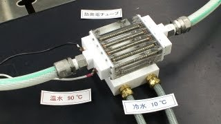 New thermoelectric pipes generate electricity from waste heat #DigInfo