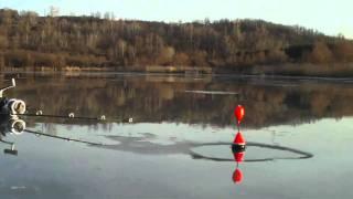 getlinkyoutube.com-Lékhorgászat a Szűcsi Völgy tónál (www.matrato.hu/home)