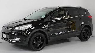 getlinkyoutube.com-2016 Ford Kuga Titanium Diesel AWD - Team Hutchinson Ford