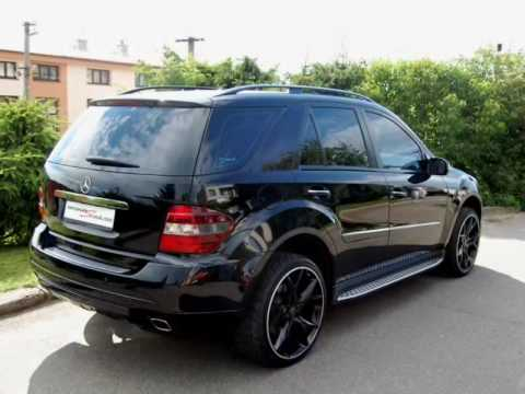 Mercedes ML - Czech tuning styling