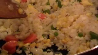 getlinkyoutube.com-Vegetable Fried Rice