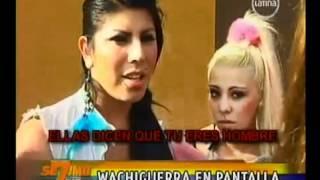 """getlinkyoutube.com-DJ de las Culisueltas era HOMBRE ( ELLA ERA EL ) """"Yo soy transexual, no travesti"""""""