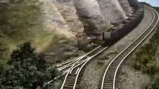 "getlinkyoutube.com-King Of The Railway- Runaway Trucks Scene With The ""Thomas and The Trucks"" Theme"