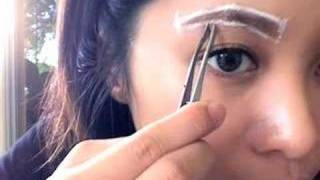 getlinkyoutube.com-Basic Eyebrows Tutorial
