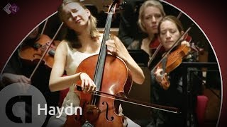 getlinkyoutube.com-Haydn: Celloconcert in C - Marie-Elisabeth Hecker & Radio Kamer Filharmonie [HD]