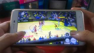 getlinkyoutube.com-Cherry Mobile Flare X Gametest Nba 2k16 - Pinoytube