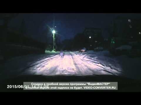 Nissan Sunny проходимость по снегу на подъёме