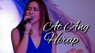 ANGELINE QUINTO - At Ang Hirap (Starmall EDSA-Shaw Live!)
