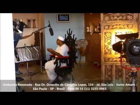Pai Francisco Borges - Reforma do Centro de Umbanda Renovada - fone 00 55 (11) 3255-2005,