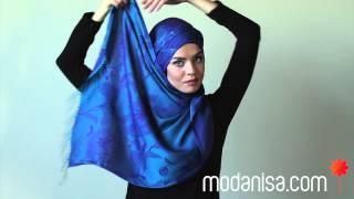 getlinkyoutube.com-Modanisa.com- Pratik Şal Bağlama Modelleri