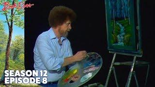 getlinkyoutube.com-Bob Ross - Evening Waterfall (Season 12 Episode 8)