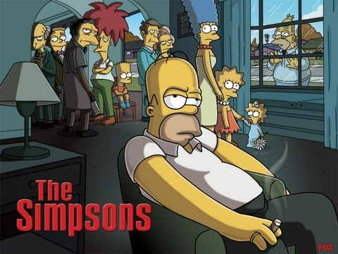 Os simpsons 1 episodio '' HISTÓRIAS DE TERROR''