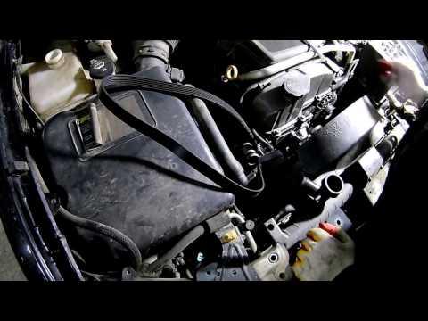 Замена помпы на Шевроле Трейлблейзер 4,2 2007 года Chevrolet TrailBlazer