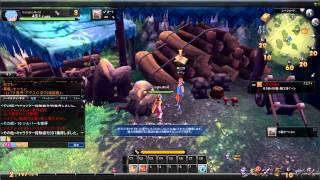 Fantasy Frontier Online - Greatsword(Holy sword) GAME PLAY