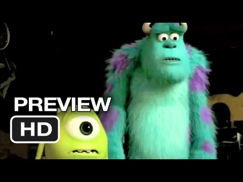 Monsters University Official Preview (2013) - Pixar Prequel HD