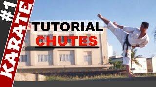 TUTORIAL COMO CHUTAR MELHOR DICAS E EXERCICIOS(Como Praticar Chutes equilibrio controle)