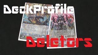 getlinkyoutube.com-Cardfight!! Vanguard - Deletor Deck Profile!!