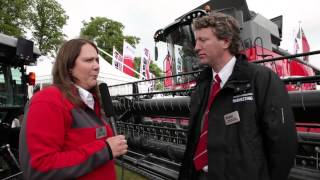 Massey Ferguson at the Royal Highland Show 2015