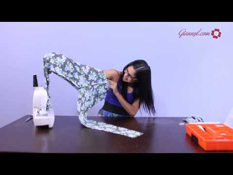 Make the leggings that you want! DIY