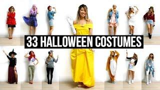 getlinkyoutube.com-33 Last-Minute DIY Halloween Costumes Ideas!
