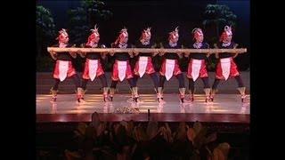 Tari Bulu Gila - Delegasi Maluku