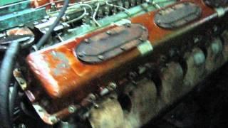 getlinkyoutube.com-ЗАВЕЛИ и НАГРУЗИЛИ ТАНКОВЫЙ ДИЗЕЛЬ В-46-4 (TANK diesel V-46-6 START UP!!!)