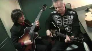 getlinkyoutube.com-Tommy Emmanuel & Frank Vignola - Swing #42 - Backstage: Tennessee Shines