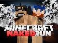 Minecraft FTB Naked  Labyrinth Run - THIS IS SO HARD