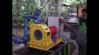 getlinkyoutube.com-Pelton HeksaHydro® Turbine NTUA-140 series (Ballast load bench test)