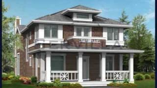 getlinkyoutube.com-Çelik Konstrüksiyon Villa Modelleri