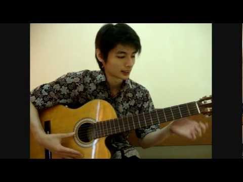 Akustik Gitar - Belajar Melody Lagu (Semua Tentang Kita - Peterpan)