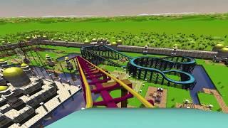 getlinkyoutube.com-Rollercoaster Tycoon 3 - Gameplay HD (1080p)