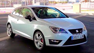 getlinkyoutube.com-NEW SEAT IBIZA CUPRA 2016 - FIRST TEST DRIVE