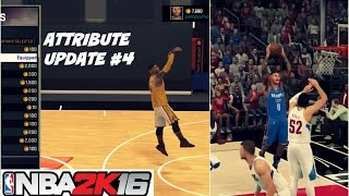 getlinkyoutube.com-NBA 2K16| Attribute update #4 | Best Signature Style moves/ NBA animations - Prettyboyfredo