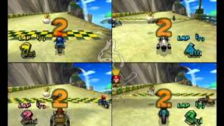 getlinkyoutube.com-Mario Kart Wii 1