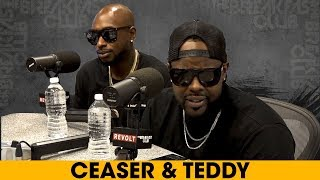 Ceaser & Teddy Of Black Ink Crew Talk New Shops, Toxic Relationships, Growth + More width=