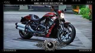 getlinkyoutube.com-H-D Night Rod Special Test Ride