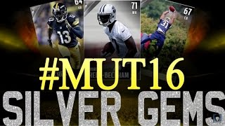 getlinkyoutube.com-#MUT16 Silver Gems | Best Of The Worse MUT 16 Cards | 96 SPEED, 6'5 STUD | Holy Bleep