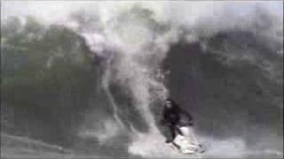 getlinkyoutube.com-Extreme surfing big waves Joe Kenney and team AzhiaziaM huge wipouts