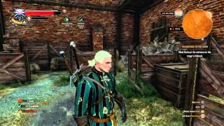 getlinkyoutube.com-The Witcher 3: Wild Hunt - Reardon Manor Sturdy Barn Key Location & Secret Treasure (100 Florens)